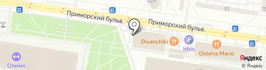 ДВЕРИ для ВСЕХ на карте Тольятти