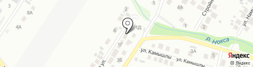 Магазин банных аксессуаров на карте Казани