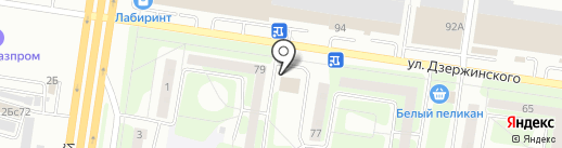 ЖКХ г. Тольятти на карте Тольятти
