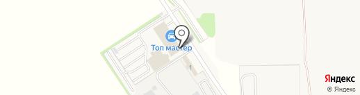 Народная парковка на карте Столбища