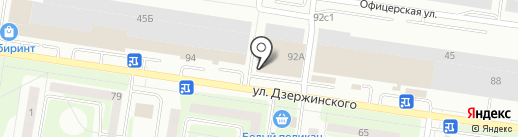 Мастерская кофе на карте Тольятти