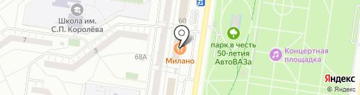 ATMOSPHERE на карте Тольятти