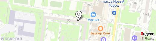 M Wood на карте Тольятти