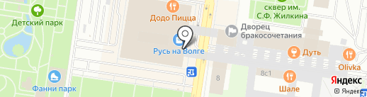 Матрасыкровати.рф на карте Тольятти