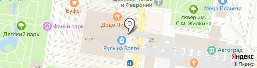 Ice Box на карте Тольятти
