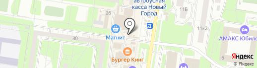Киоск по продаже специй и пряностей на карте Тольятти