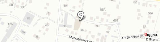 Абсолют Супер на карте Казани