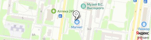 Bierstauf на карте Тольятти