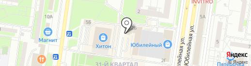 Ваш персонал на карте Тольятти