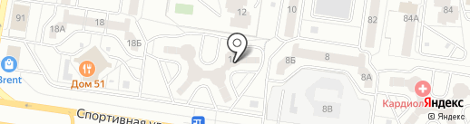 Сервисный центр на карте Тольятти