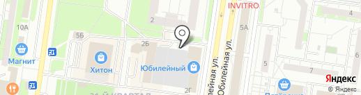 Поволжский Страховой альянс на карте Тольятти