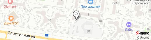 KRIDO на карте Тольятти