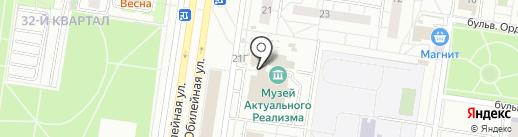 Божко и партнеры на карте Тольятти