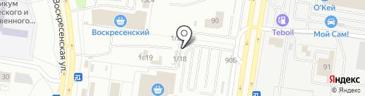УЮТмебель на карте Тольятти
