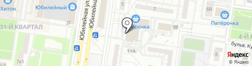 Ваша Аптека на карте Тольятти