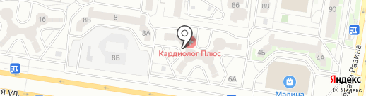 GOLDEN LILY на карте Тольятти
