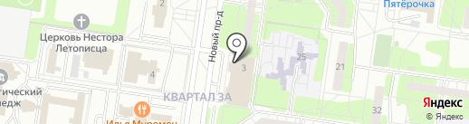 ТОП-окна на карте Тольятти
