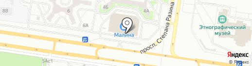 Hide and Seek на карте Тольятти