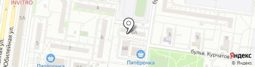BABY-FIT на карте Тольятти