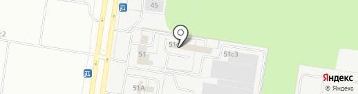 Минимум на карте Тольятти