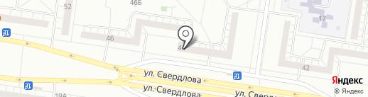 РУССКИЙ ДОМ на карте Тольятти