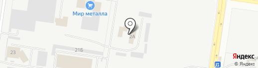 РУССКИЙ МЕТАЛЛ на карте Тольятти
