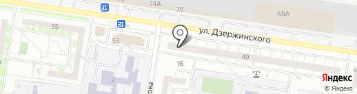 Дом 49, ТСЖ на карте Тольятти