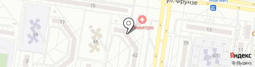 NikoSailor на карте Тольятти