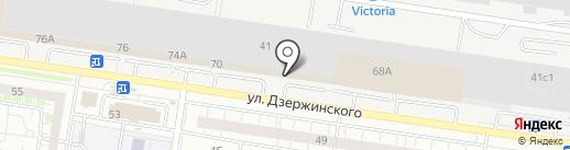 ЦветСервис на карте Тольятти