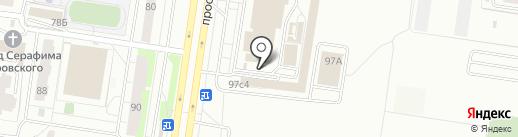 Кузница LEO на карте Тольятти