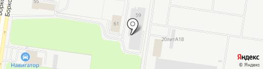 Art-auto на карте Тольятти