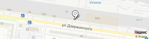 ТДПО-Сервис на карте Тольятти