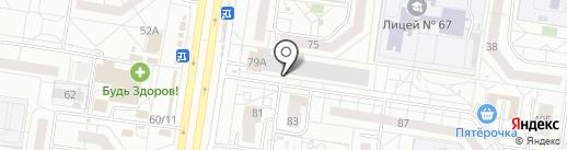SMOKE DEPO на карте Тольятти