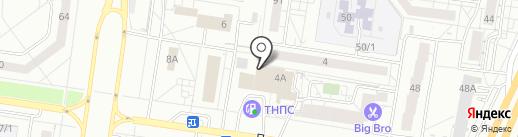 ЭкоРоллы на карте Тольятти