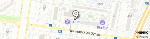 Преображение на карте Тольятти