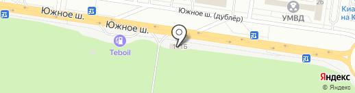 4tochki на карте Тольятти