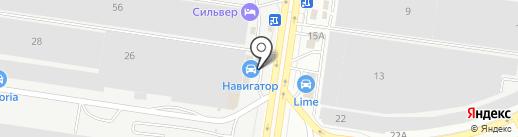 Mobil 1 на карте Тольятти