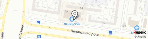 First на карте Тольятти