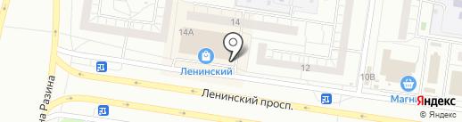 Pelican на карте Тольятти