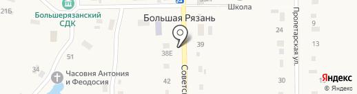 Qiwi на карте Большой Рязани