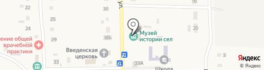 Музей истории сел Ставропольского района на карте Большой Рязани