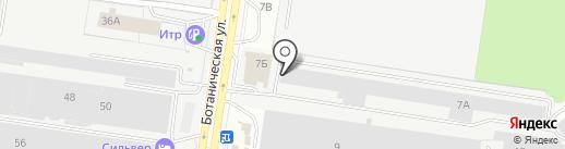 СНХ-Инжиниринг на карте Тольятти