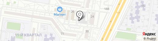 Масазуки sushi на карте Тольятти