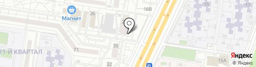 ES-studio на карте Тольятти