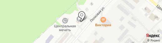 Многофункциональный центр предоставления государственных и муниципальных услуг в Республике Татарстан, ГБУ на карте Высокой Горы