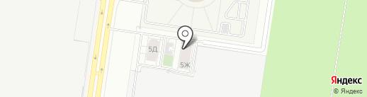 Арена на карте Тольятти