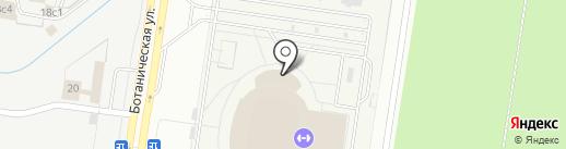 Хоккей-профи+ на карте Тольятти