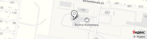 Вентол на карте Русской Борковки