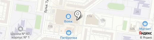 Lady грация на карте Тольятти
