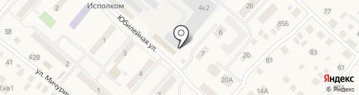 Платежный терминал, Сбербанк России на карте Высокой Горы